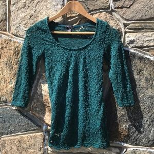 Rue 21 lace tee